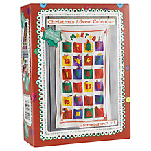 Buy Buttonbag Make Your Own Advent Calendar Online at johnlewis.com