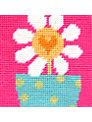 The Stitching Shed Daisy Tapestry Kit