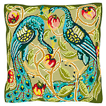 Buy Brigantia Needlework Dauphin Cushion Tapestry Kit Online at johnlewis.com