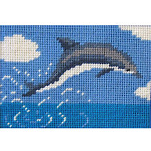 Buy Cleopatra's Needle Donny Dolphin Tapestry Starter Kit Online at johnlewis.com