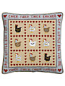 The Historical Sampler Company Chick Chick Chicken Tapestry Kit