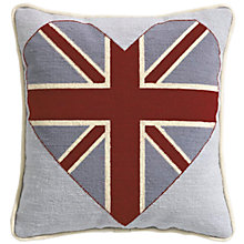 Buy The Historical Sampler Company Union Jack Heart Tapestry Kit Online at johnlewis.com