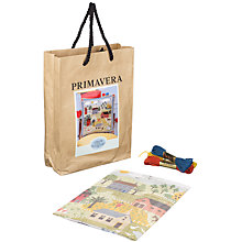 Buy Primavera Shaker Village Cushion Tapestry Kit Online at johnlewis.com