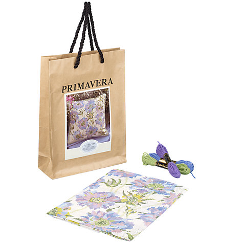 Buy Primavera Fresh Summer Breeze Needlepoint Tapestry Kit Online at johnlewis.com