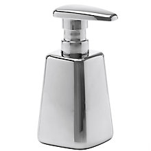 Buy Robert Welch Burford Soap Dispenser Online at johnlewis.com