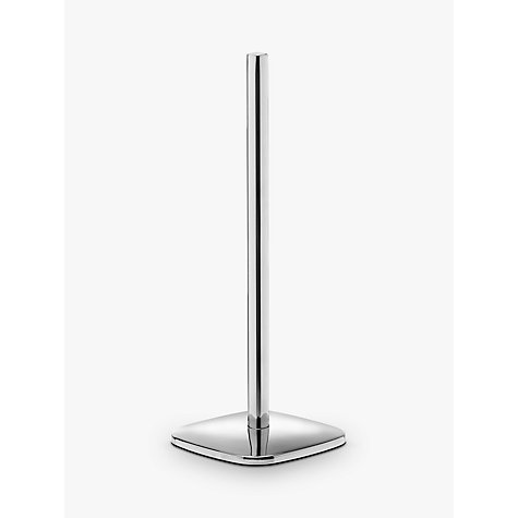 Buy Robert Welch Burford Toilet Roll Holder, Stainless Steel Online at johnlewis.com