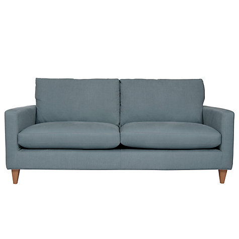 Buy John Lewis Bailey Large Sofa, Kerry Duck Egg Online at johnlewis.com