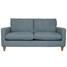Buy John Lewis Bailey Medium Sofa, Duck Egg Online at johnlewis.com