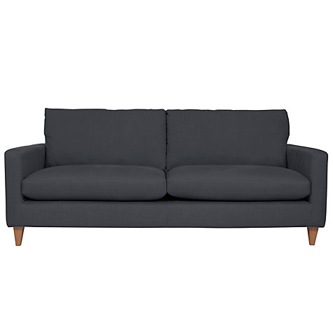 Buy John Lewis Bailey Grand Sofa, Kerry Steel Online at johnlewis.com