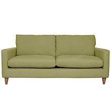 Buy John Lewis Bailey Large Sofa, Olive Online at johnlewis.com