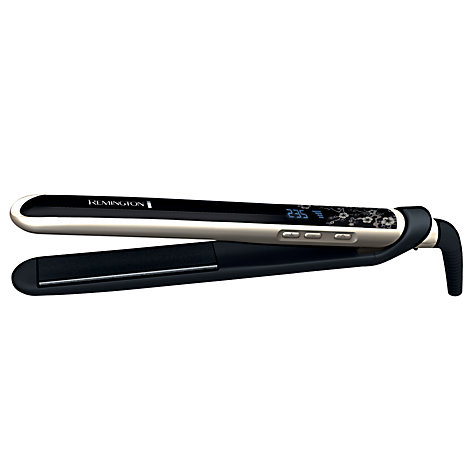 Buy Remington S9500 Pearl Professional Straighteners Online at johnlewis.com