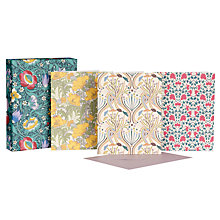 Buy Liberty Art Nouveau Notecards, Pack of 16 Online at johnlewis.com