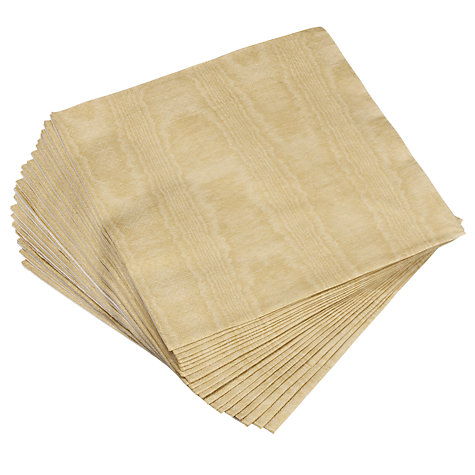Buy Caspari Cocktail Napkins, Pack of 20, 40 x 40cm Online at johnlewis.com