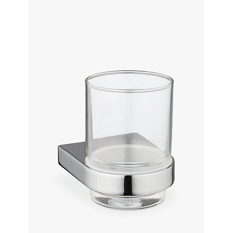 Buy John Lewis Opus Tumbler & Holder Online at johnlewis.com