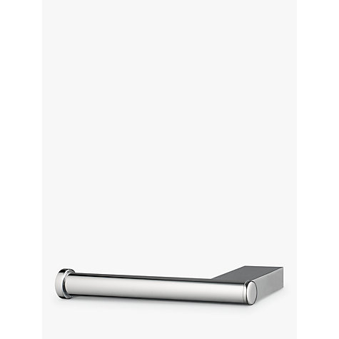 Buy John Lewis Opus Toilet Roll Holder, Chrome Online at johnlewis.com