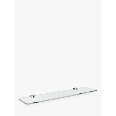 John Lewis Opus Glass Shelf