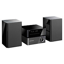Buy Harman Kardon MAS 110 DAB Micro System/iPod Dock Online at johnlewis.com