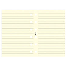 Buy Filofax Pocket Inserts, Ruled Paper, Cotton Cream Online at johnlewis.com