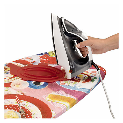 Buy Brabantia Lunch Ironing Board With Heat Pad, 135 x 45cm Online at johnlewis.com