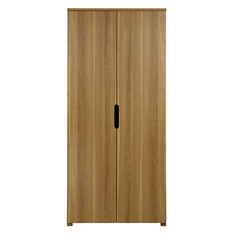 Buy John Lewis Value Kirby 2-door Wardrobe Online at johnlewis.com