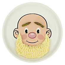 Buy Fred and Friends Mr Food Face Plate Online at johnlewis.com