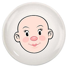 Buy Fred and Friends Ms Food Face Plate Online at johnlewis.com