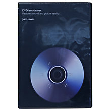 Buy John Lewis DCJ3 DVD Lens Cleaner Online at johnlewis.com