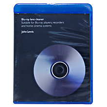 Buy John Lewis BRJ4 Blu-ray Lens Cleaner Online at johnlewis.com