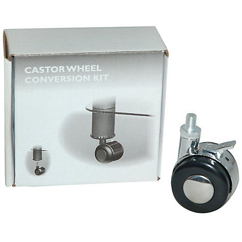 Buy John Lewis JL4CAS-10 Television Stand Castors, Set of 4 Online at johnlewis.com