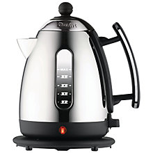 Buy Dualit Jug Kettle and NewGen Toaster, 2-Slice, Black Online at johnlewis.com