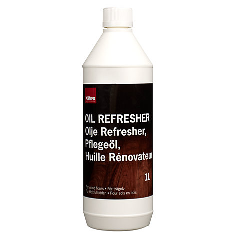 Buy Kährs UV/Nature Oil Refresher, 1 Litre Online at johnlewis.com