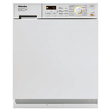 Buy Miele WT2789IWPM Integrated Washer Dryer, 5.5kg Wash/3kg Dry Load, A+ Energy Rating, 1600rpm Spin Online at johnlewis.com