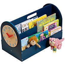 Buy Tidy Books Tidy Box, Blue Online at johnlewis.com