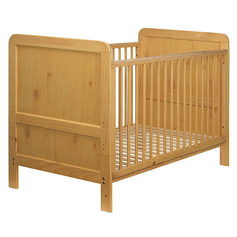 Buy John Lewis Alex Cotbed, Natural Online at johnlewis.com