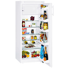 Buy Liebherr K2734 Fridge with Freezer Compartment, A+ Energy Rating, 55cm Wide, White Online at johnlewis.com