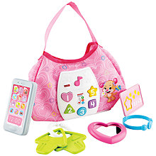 Buy Fisher-Price Sis' Smart Stages Purse Online at johnlewis.com