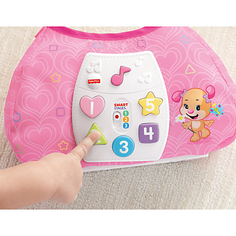 Buy Fisher-Price Laugh & Learn Laughing Purse Online at johnlewis.com