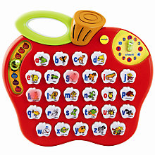 Buy VTech Alphabet Apple Online at johnlewis.com