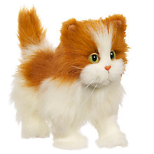 Buy FurReal Lulu's Walkin' Kitties Online at johnlewis.com