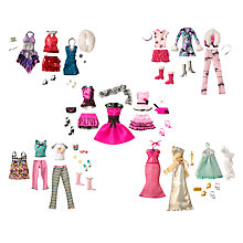 Buy Barbie Trends Outfits Online at johnlewis.com