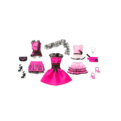 Buy Barbie Trends Clothes Outfits, Assorted Online at johnlewis.com