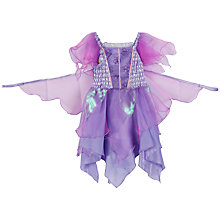 Buy John Lewis Lilac Butterfly Fairy Costume Online at johnlewis.com