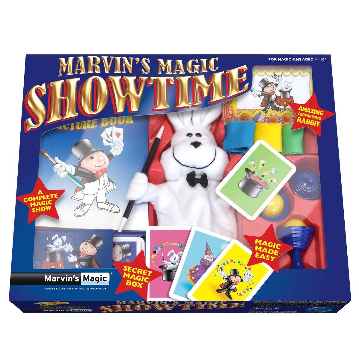Marvin's Magic Marvin's Magic: Showtime