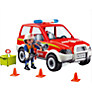 Buy Playmobil City Action Fire Chief's Car Online at johnlewis.com