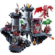 Buy Playmobil Dragon Land: Great Dragon Castle Online at johnlewis.com