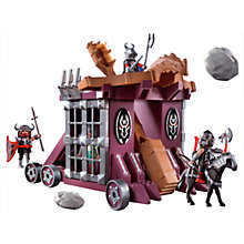 Buy Playmobil Dragon Land: Giant Catapult with Cell Online at johnlewis.com