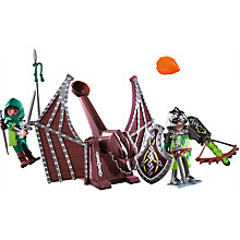 Buy Playmobil Dragon Land: Dragon Catapult Online at johnlewis.com