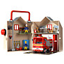 Fireman Sam: Deluxe Fire Station Playset