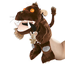 Buy Gruffalo Hand Puppet Online at johnlewis.com