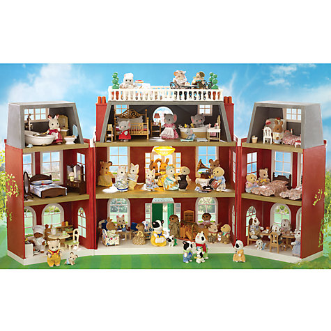 Buy Sylvanian Families Regency Hotel Online at johnlewis.com